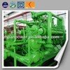 1000kw natural gas generator gas turbine power plant used gas turbines for sale