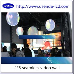 Promotion price for 4k 46 inch with LG Samsung New panel lcd video wall