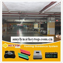 ultrasonic parking guidance system for indoor usage(TCP/IP or RS485 way)