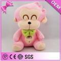 china atacado animal de pelúcia do macaco de brinquedo de pelúcia