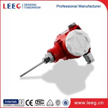 LEEG thermocouple pt100 temperature sensors for industry