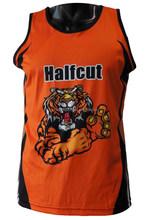 Sublimation Basketball Tank Top Basketball Sleeveless Shirt