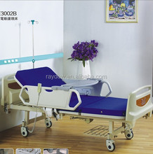 RD-YE3002B New Fashion Medical Foldable Nursing Bed Mechanism