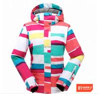 wholesale plain hoodie jackets custom slim fit snowboard waterproof hoodie