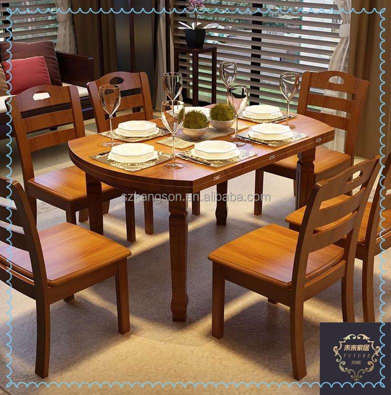 Multi function furniture wood folding dining table buy - Multi function dining table ...
