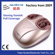 Nuotai Full Coverage Vibrating Air Pressure Shiatsu Kneading Electric Foot Massager