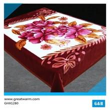 2015 wholesale Handmade children flower blanket kids bed
