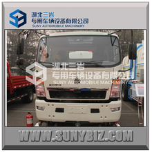 HOWO 4x2 8900L water tank truck for sale