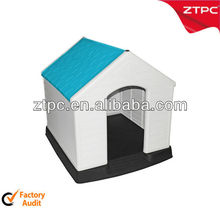 Luxury Plastic Dog House Pet Home Dog Kennel