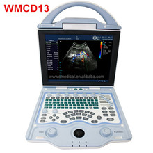 WMCD13 For Human and Veterinary Color Doppler Portable Ultrasound Scanner