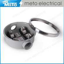 100A 120/240V Single Phase Round Electrical Meter box/socket(MT-100R-E 1EXET)