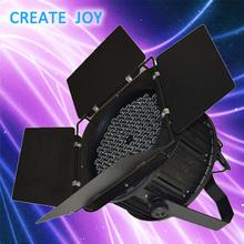120*3w LED par 64 with front diaphragm led wash par cans X4111