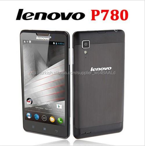 Lenovo P780 5.0