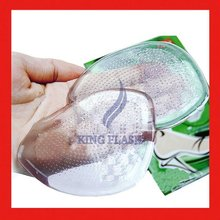 1 Pair Silicone Gel Cushion Insoles Anti-Slip Shoe Pads Wholesale