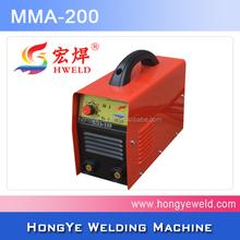 High frequency ac dc tig 200 amp welding machine