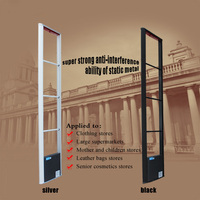 EAS retail anti-theft Security equipment eas alarm system eas shop jammer for bookstore