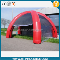 New design inflatable tent,outdoor Giant spider inflatable advertising tent for promotion,trade show