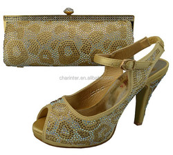 party shoes and matching bags/ african shoes and bags to match/ shoes and bag