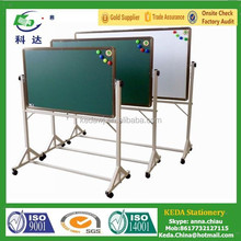 Double Sided Writing Board Rotary Movable White Boards