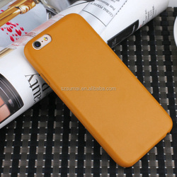 Wholesale pu leather cell phone case for iphone 5 with stand