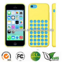 for Apple iphone 5C Colorful Soft TPU Case