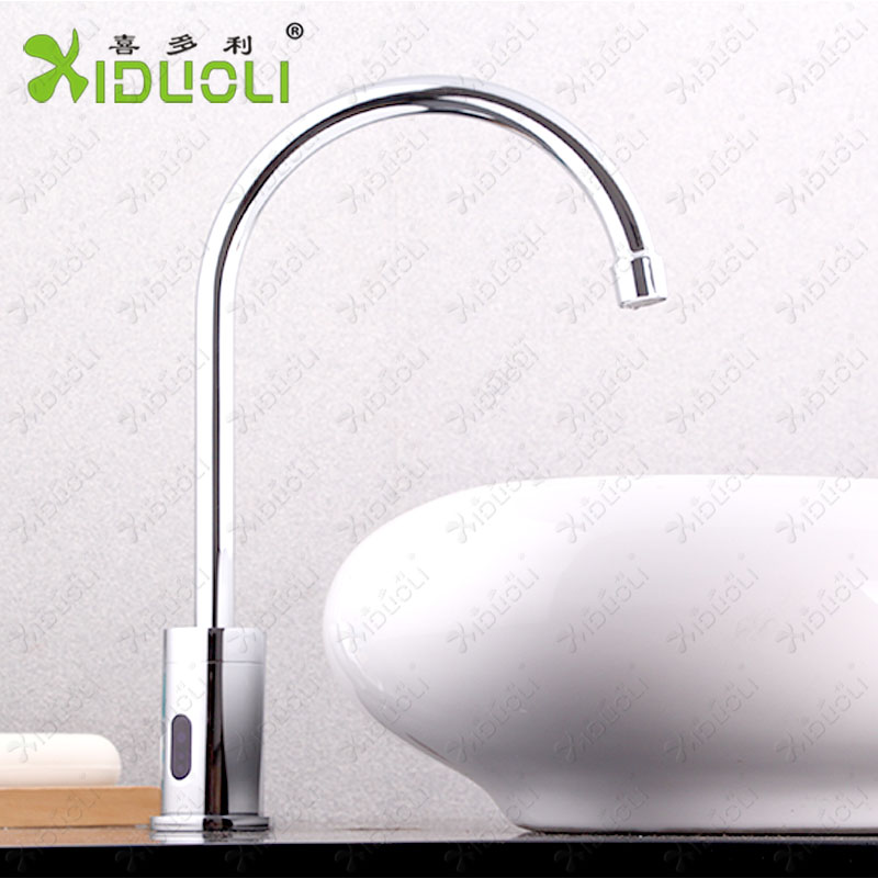 Capteur de robinet d 39 eau automatique du capteur robinet - Robinet automatique a detecteur infrarouge ...