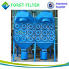 FORST Closed Horizontal Air Filter Dust Extraction System China