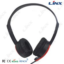 Fashion triangle headphones with mic bulk headpones