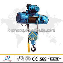 MD/CD 12v/24v/48v wirerope electric hoist price
