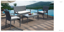 Latest design hot selling useful rattan outdoor furniture mexico