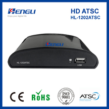 Cheap good digital tv converter hd mpeg4 set top box dvb-t ATSC tuner