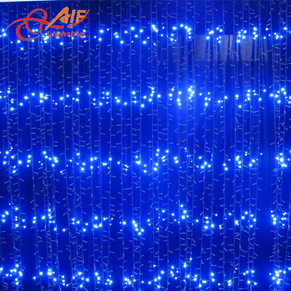 wholesale outdoor decor led christmas curtain waterfall lights buy. Black Bedroom Furniture Sets. Home Design Ideas