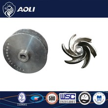 Stainless steel pump open / close Impeller