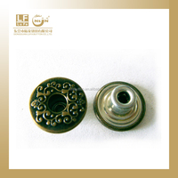 trousers metal button