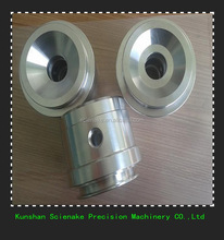 Economic new coming cnc turning thread adapter parts