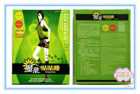 Factory Wholesale Tips For How To Lose Belly Fat 100% Natural Magic Tea Slim Patch