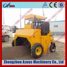poultry fertilizer turner machine 0086-13937175229