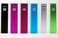 2015 new portable power bank 2800 mah /portable battery charger/mobile power bank