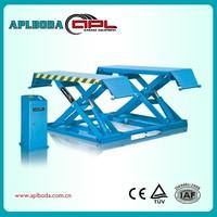 APLBODA Car Lift APL-6830 with Minimum height 115 mm