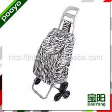 two wheel luggage trolley industrial wire mesh container garage