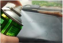 Dashboard Polish or Leather Wax for Car Polishing with lemon fragrance