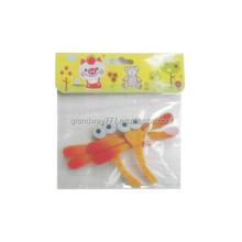 2015 Gift Wrap, Greeting Card and Scrapbook 3D Felt Sticker