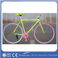 single speed and light weight fixed gear mountain bike with wholesale price