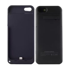 Extended Battery Case with Ultra-Slim Removable, Rechargeable Charging Case for iphone 4/5/6