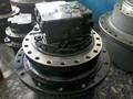 2441U995F1 KOBELCO SK150 viagem dispositivo HY traço de montagem FINAL de carro GM24V-A-62 / 105-1 SK150 hidráulico bomba trilha do MOTOR : HY-DASH