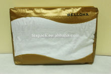 Custom Plastic packing bags for bedspread/bed sheets/blanket