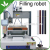 Electronic cigarette automatic palm oil filling machine for bud touch cartridges