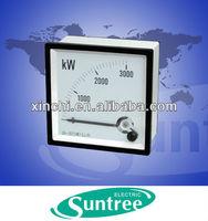 96*96mm analog Wattmeter / panel Watt meter