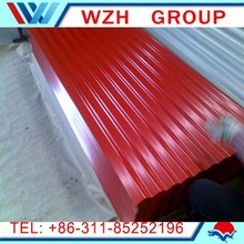 roofing materials/corrugated roofing sheets