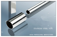 201 welded stainless steel sanitary pipe made in China